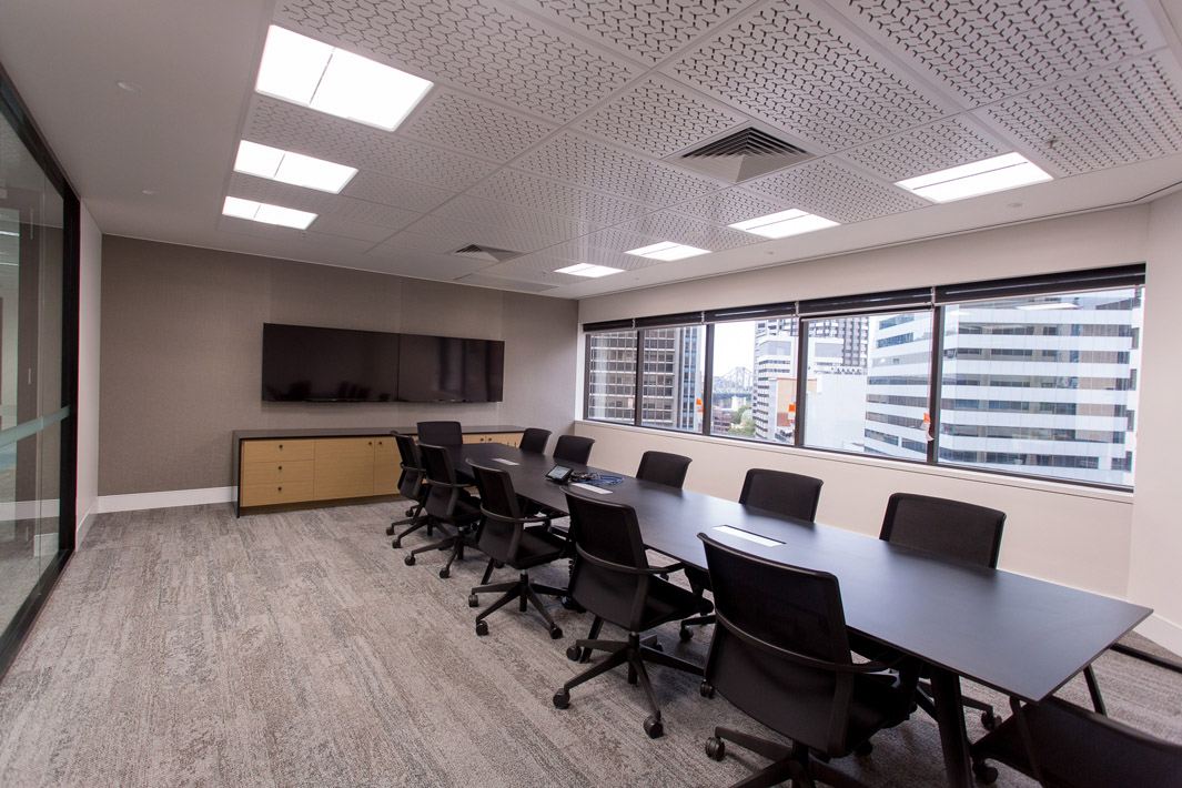 Medibank meeting room