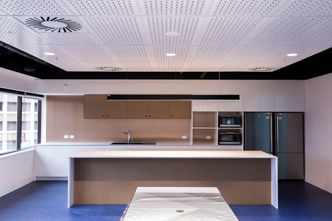 Medibank kitchen