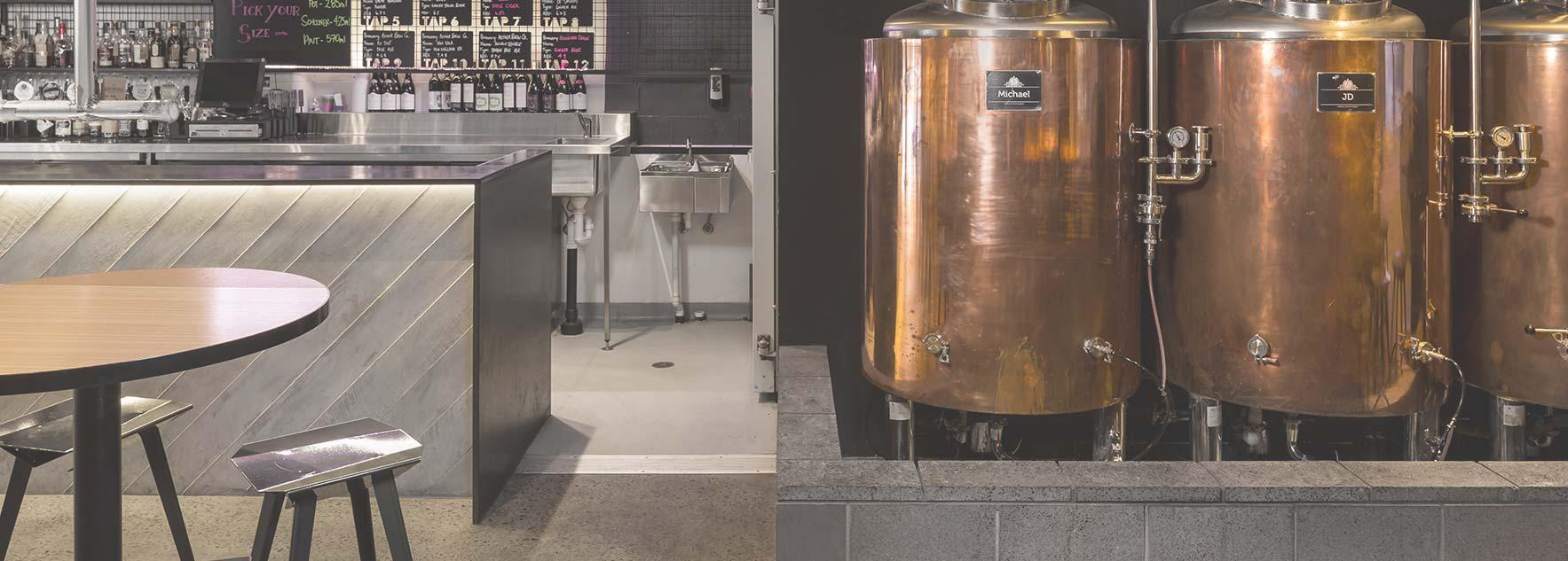 mi aether brewery